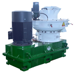 Vertical Ring Die Pellet Machine Hot Sale