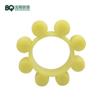 Borracha de silicone para acoplamento de guincho de passageiro