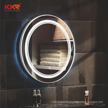 Anti-Fog Bathroom Led Standing Mirror Custom For Hotel
