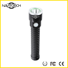 Rechargeable Handheld Xm-L T6 LED Aluminium Alloy Torch Light (NK-2633)