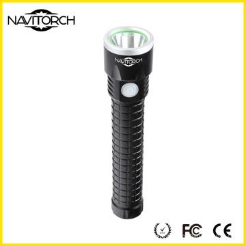 Lumière portative rechargeable de torche d'alliage d'aluminium de Xm-L T6 LED (NK-2633)