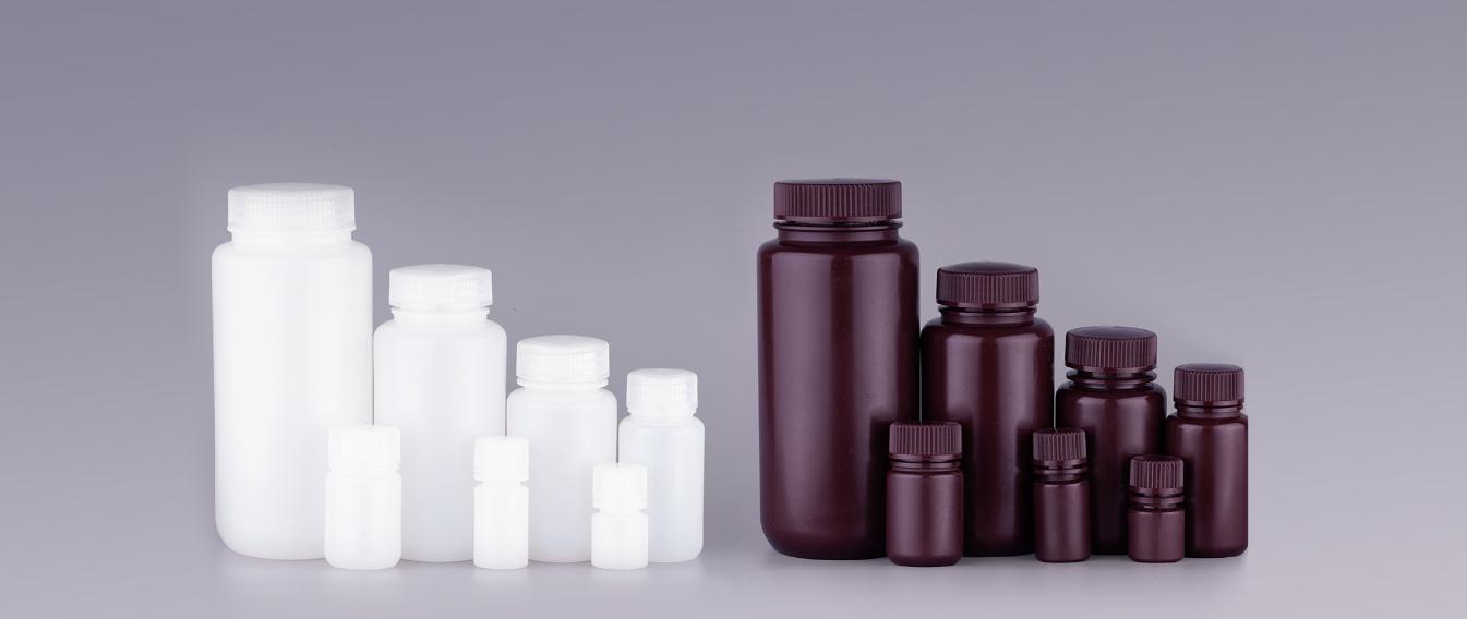 Round Storage Bottles