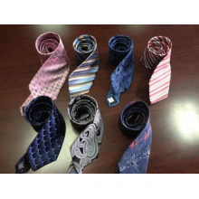 Woven Printed Ties in Silk with High Quality