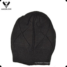 Acrylic Double Layer Jacquard Children Beanie