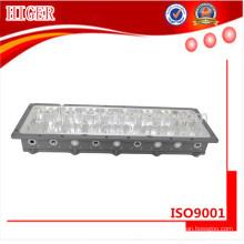 Feito à medida de areia de fundição de alumínio suporte solar