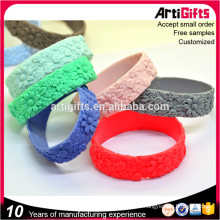 New models hot seller fashion boy and girls friendship fancy bracelets,personalized silicone bracelets for women