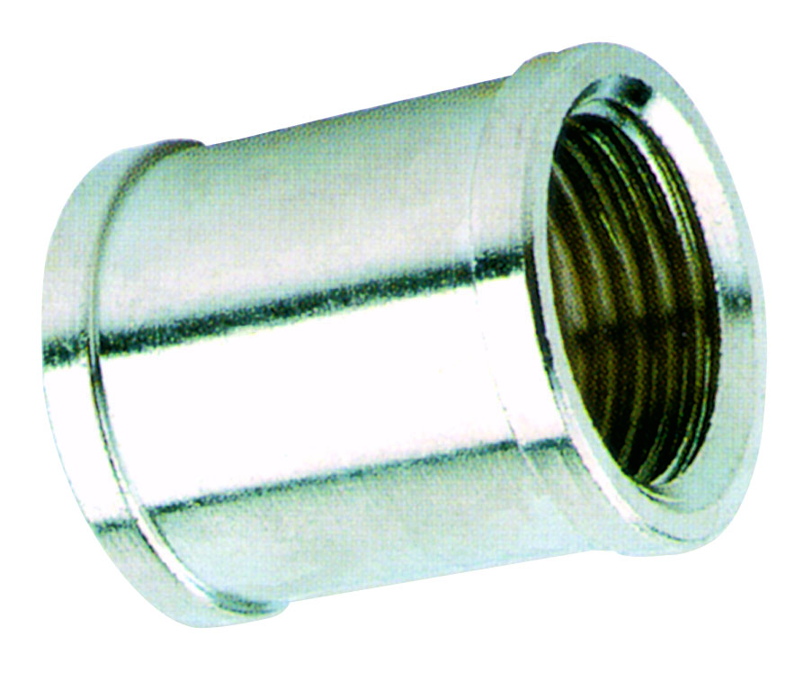 chrome plated brass nipple
