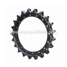 Professional supply excavator and bulldozer roller chain sprocket