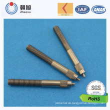 China Manufacturer High Quality CNC Bearbeitung 6 Spline Shaft