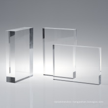 High Quality Customized Thickness Transparent PMMA Cast Acrylic Sheet
