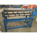 Thin Steel Panel Coil Slitting Machine