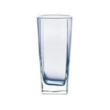 11oz / 330ml Square Glassware Hi Ball Glass Cup
