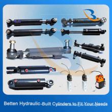Cilindro hidráulico de dirección hidráulica de 5 toneladas para excavadora