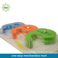 3pcs nastri di cancelleria con set di 3pcs tape dispenser