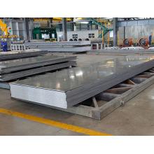 Placa de aleación de aluminio de 10 mm de espesor para puerta de aluminio