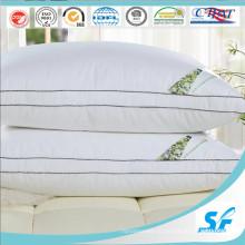 Высокое качество 3 слоя дизайна перьев и пуховых подушек для гостиниц