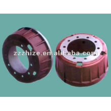 auto parts Brake drum for yutong