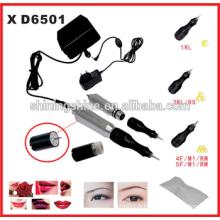 2016 kit de maquillage permanent pour sourcils / kit de tatouage machine permanente pour machine