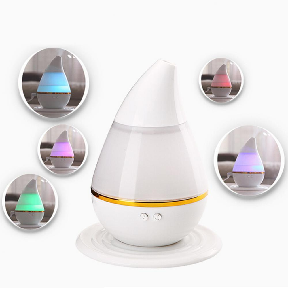 Portable ultrasound humidifier Water-drop Air Humidifier