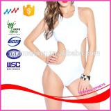 Sexy White monokini swimsuit 2016