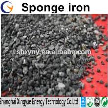Fabricant d'usine de prix bas pour éponge de fer / poudre de fer éponge