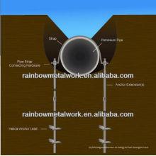 Анкеры для трубопроводов