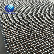 high carbon steel vibrating screen mesh 65 Mn gravel screen mining mesh crusher screen