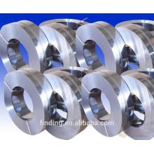 Hangzhou steel sheet shearing line shear steel sheet to strap machine