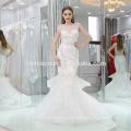 Vestido de boda atractivo de Suzhou de 2017 vestidos de bola plisados