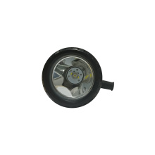 Under ground mining caplamp black color