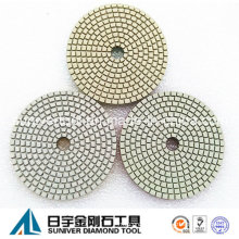 3-Step Dry Polishing Pads for Air Poliser Generation 2