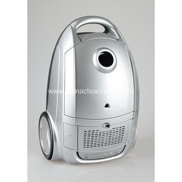 led display bagged vacuum cleaner