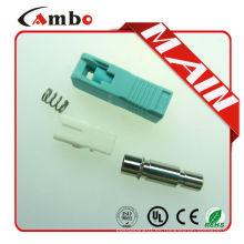 Venta al por mayor China patch de fibra de precio agradable con el conector sc apc