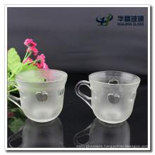 Directly Sale Hj183 150ml Glass Water Bottle
