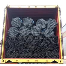 tubos de acero galvanizado negro tubos secciones huecas