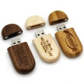 Dropship USB Flash Drive Lot Houten USB-stick