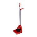 New Design Long Handle Dustpan And Plastic Design Dustpan and Broom Sets
