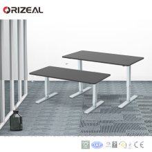 Promotional manual height adjustable desk crank table Special offer