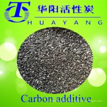Teor de carbono 90% teor de enxofre 0,28% aditivo de carbono / elevador de carbono