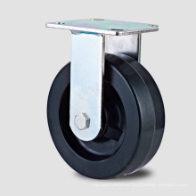 H13 Heavy Duty Type Fixed Type Double Ball Bearing High Heat Resistant Wheel Caster
