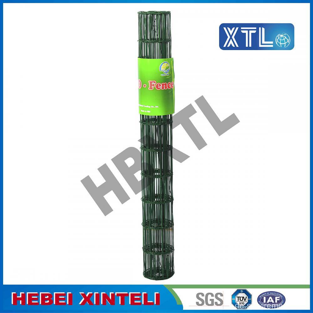 China PVC beschichtete Holland Zaun Netting Hersteller