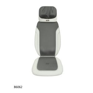 Height Adjustable Neck And Back Massage Cushion