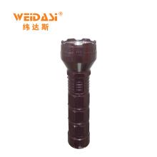 L'usine d'OEM fournissent bon marché la lampe-torche menée industrielle rechargeable bon marché à vendre