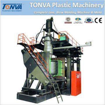 Machine de moulage par soufflage à l'extrudeuse à réservoir d'eau plastique 3000L