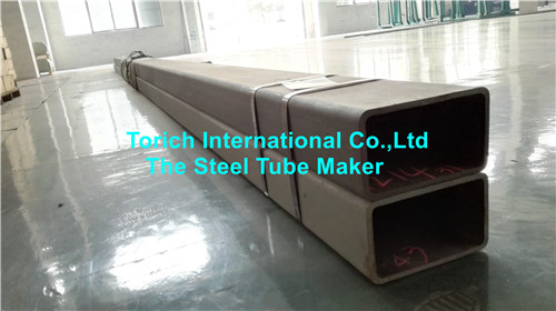 Cold Drawn Seamless Rectangle Steel Tubes
