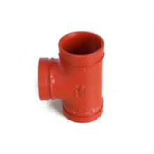 Ductile Iron or Cast Iron Tee