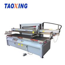 Máquina de impresión de pantalla de techo de PVC semi-auto de gran tamaño