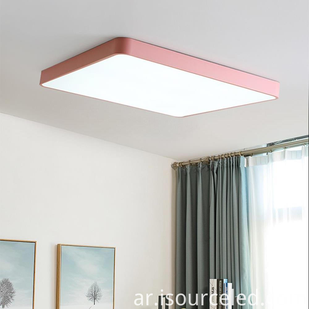 IP44 12w-40w led lights for recessed ceiling