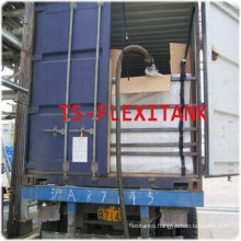 Flexi container bag for cooking oil