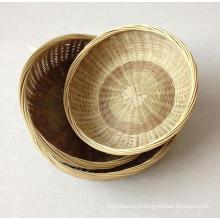 High Quality Handmade Natural Bamboo Basket (BC-NB1022)